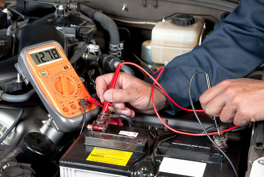 VOC Emissions Automotive Industry