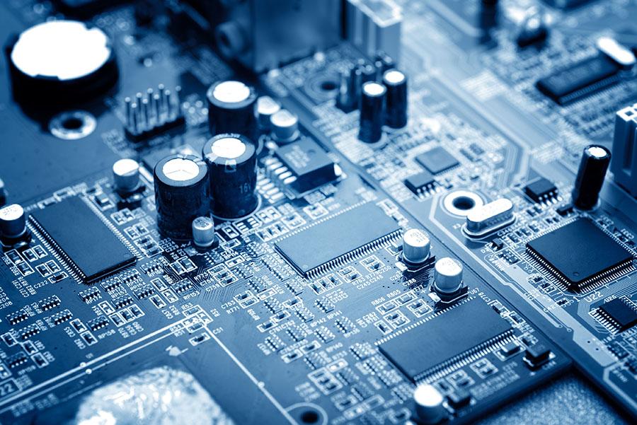SliderwText_Electronics_Blue