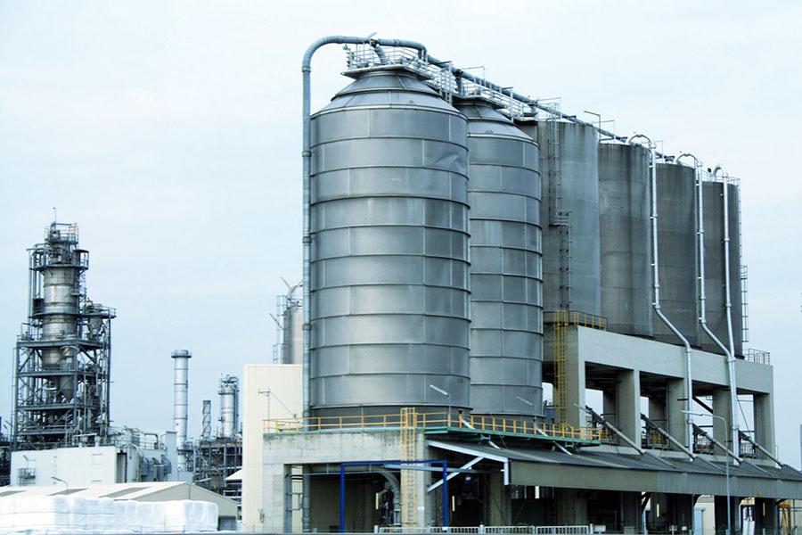 VOC Emissions Chemical Industry