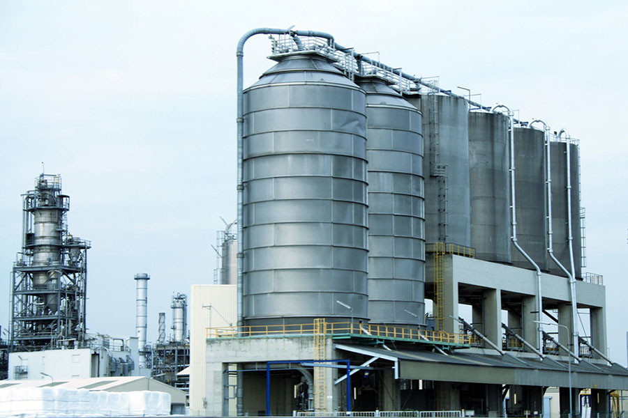 VOC Emissions Chemical Industry