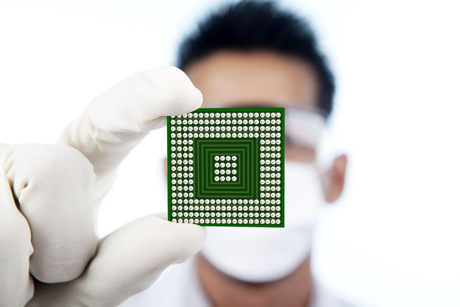 VOC Emissions Electronics Industry