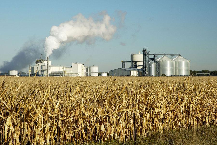 VOC Emissions Renewable Industry
