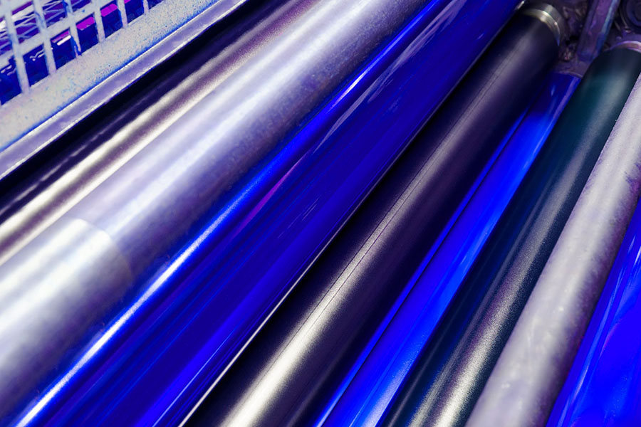 VOC Emissions Coating and Printing Industries