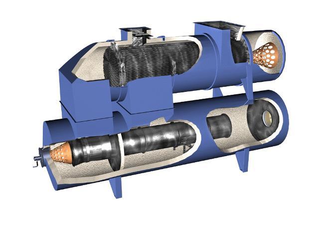 QUADRANT SR-Series Thermal Oxidizer