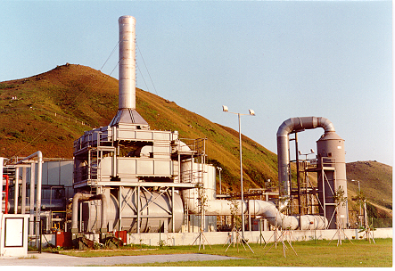 Vanguard Ammonia Removal Systems
