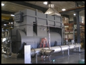 QUADRANT SR Thermal Oxidizer During Factory Assembly