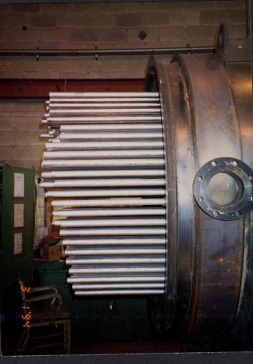 Floating Tube Primary Heat Exchangers
