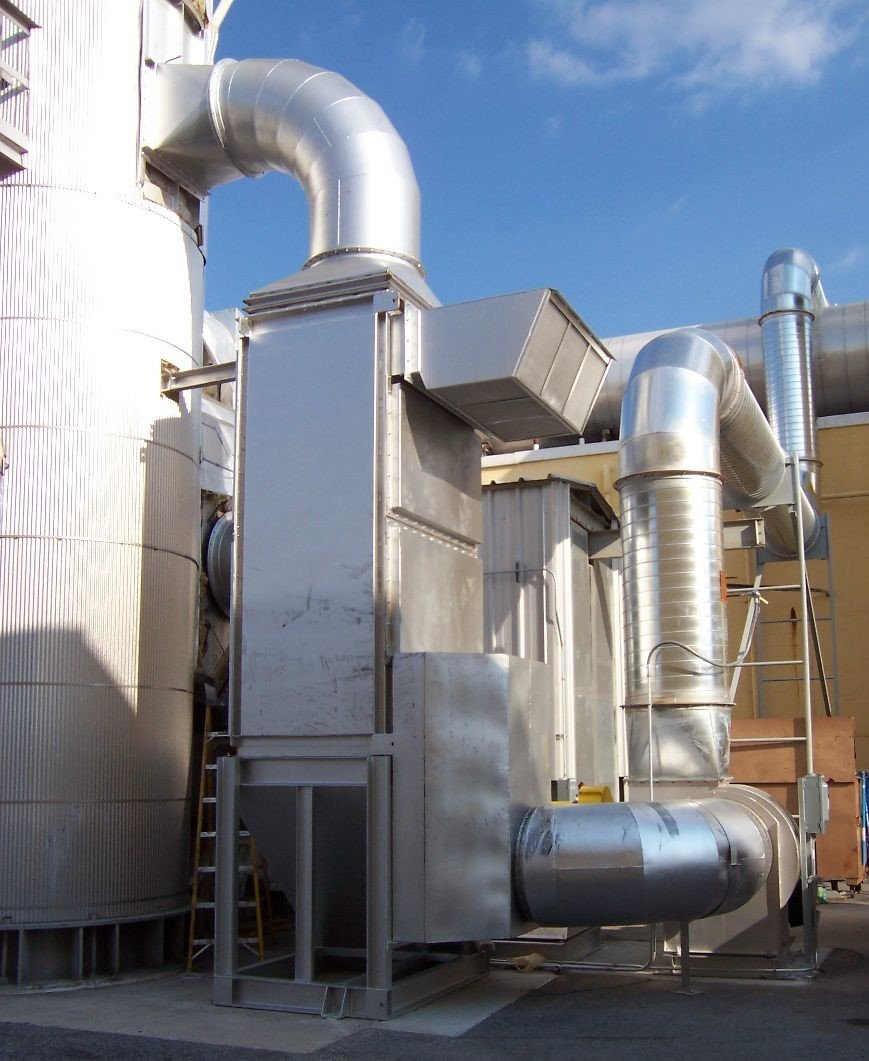 Heat Recovery System at a Flooring Manufacturer