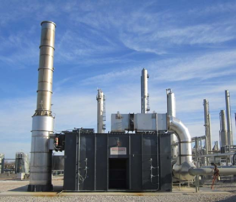 Thermal Oxidizers for Natural Gas Savings