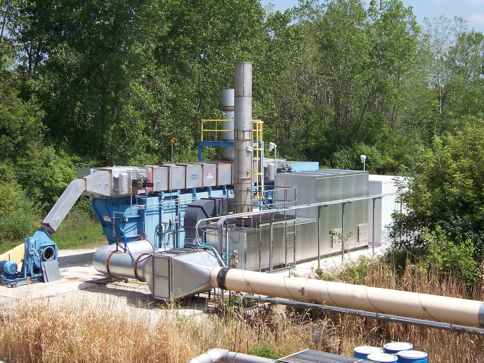 Catalytic Products International Replaces RTO with a VECTOR Catalytic Oxidizer