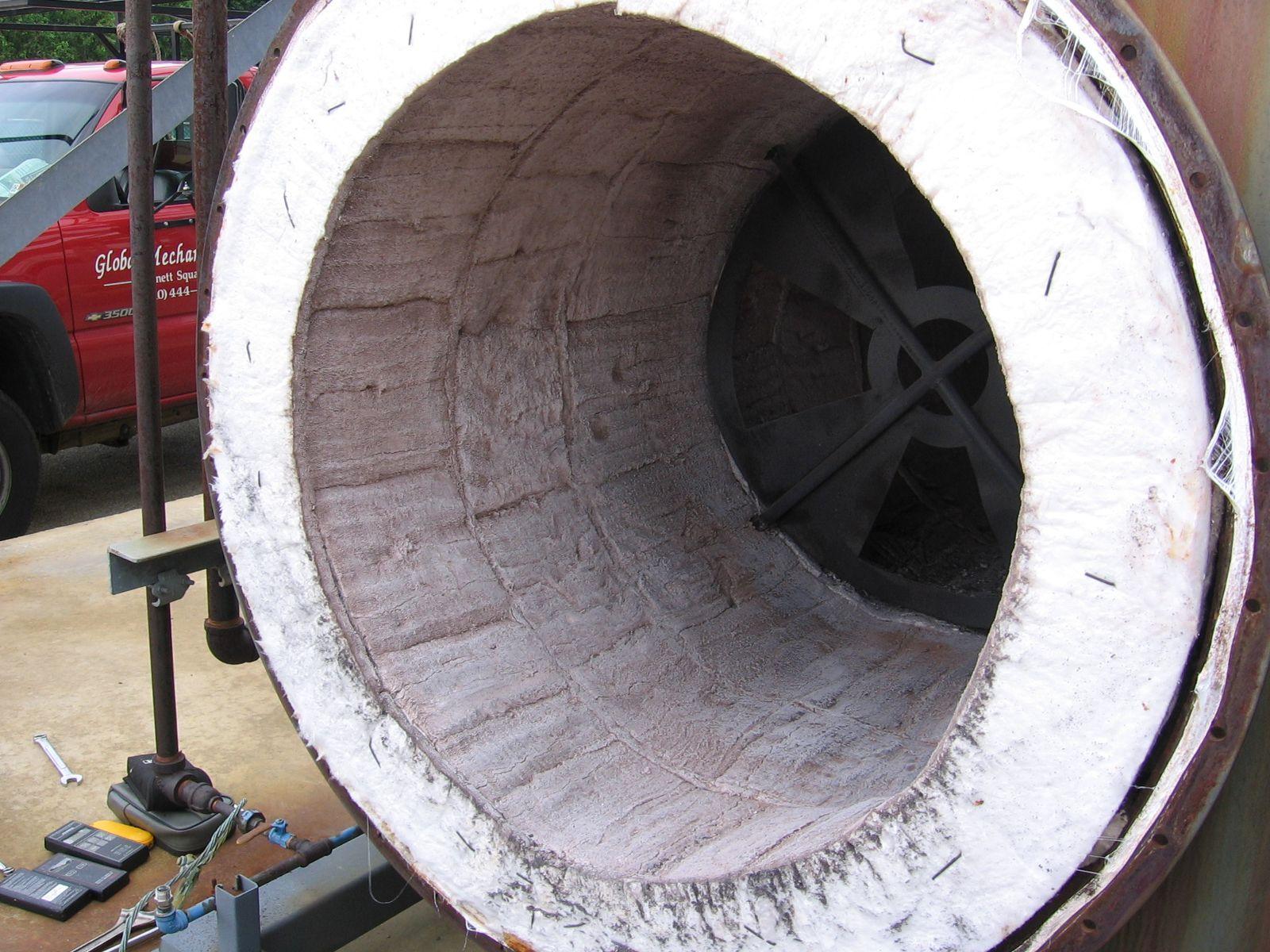 Turbulating Combustion Chamber