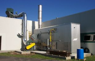Automotive Parts Coater Exceeds Local Air Quality Requirements