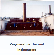 Regenerative Thermal Incinerators