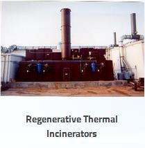 Regenerative Thermal Incinerators