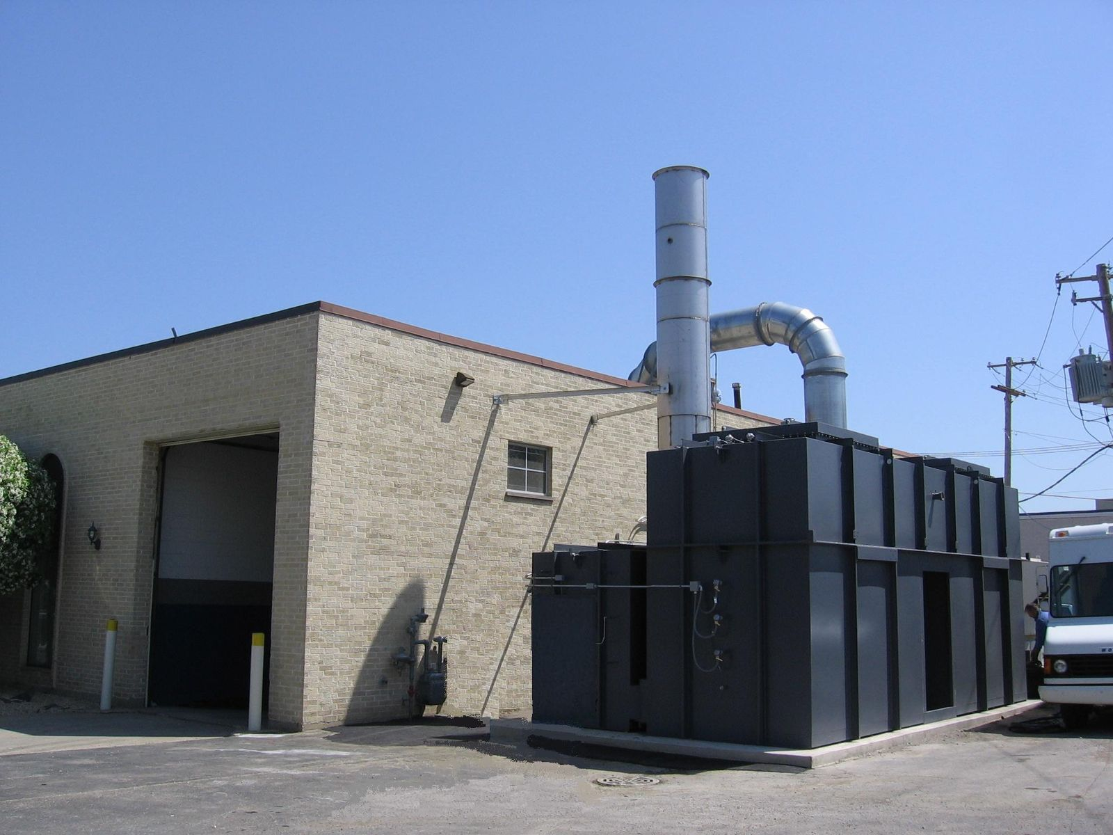Heat/Web Offset Printer Installs Regenerative Thermal Oxidizer (RTO) for VOC Control