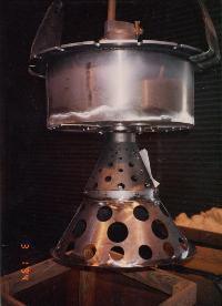 NR Series pre-heat burner