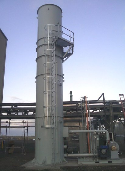Emission Solutions for the Natural Gas Industries