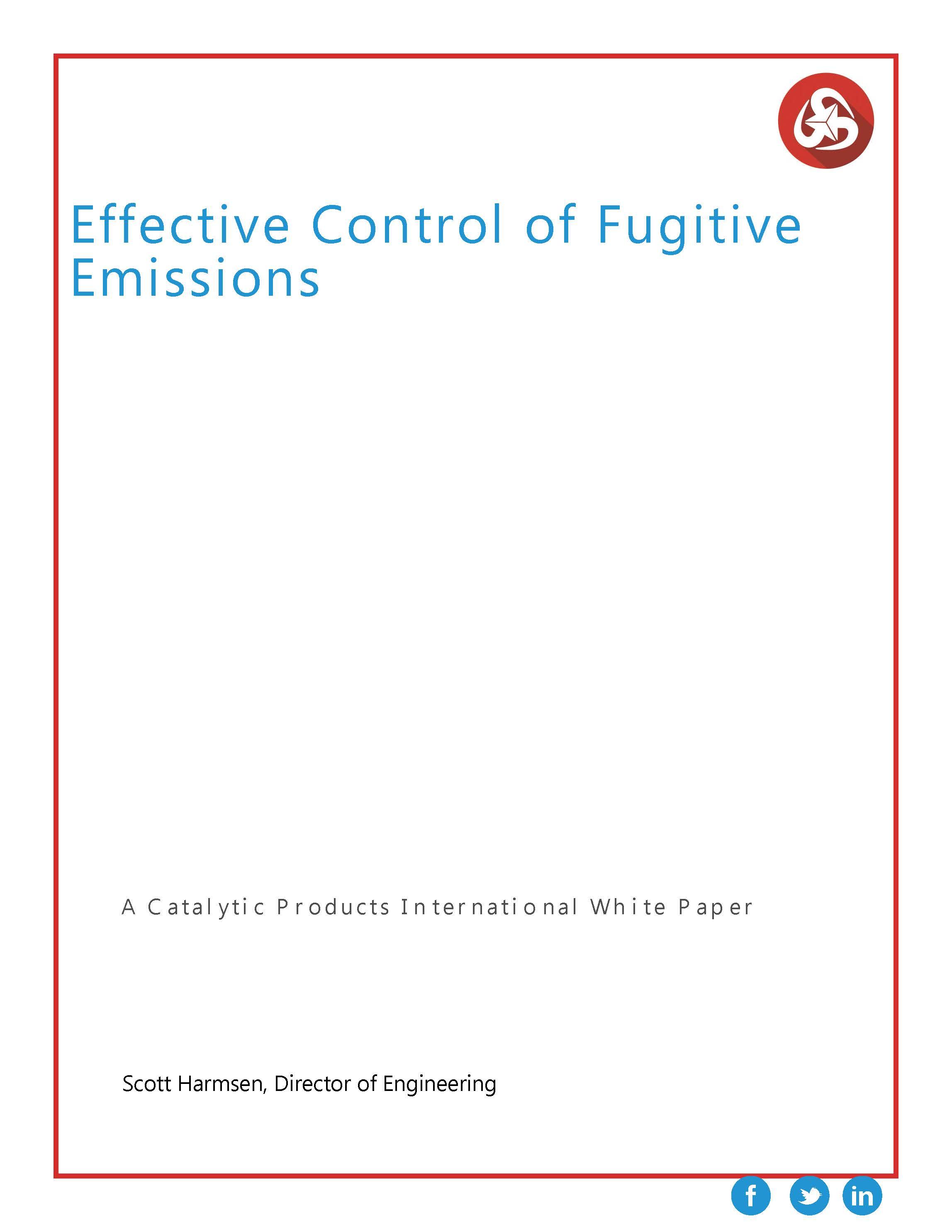 2014_Effective_Control_of_Fugitive_Emissions