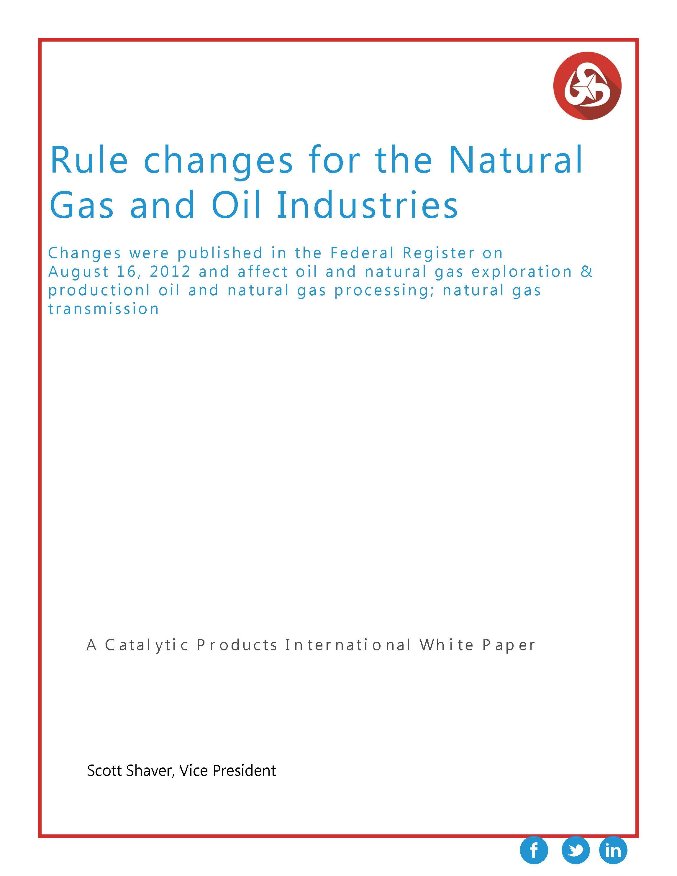 2014_Rule_Changes_for_the_Natural_Gas_Industry