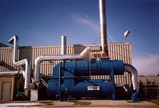 CPI Oxidizer for Chemical Processing