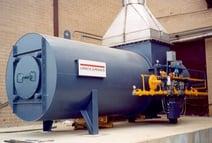 CPI QUADRANT NR DFTO Thermal Oxidizer