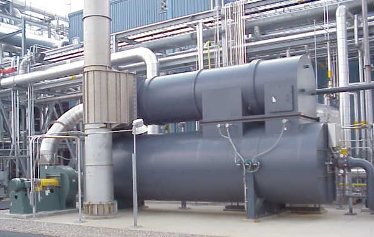 CPI QUADRANT Recuperative Thermal Oxidizer 8,000 SCFM