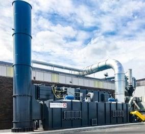 CPI Regenerative Thermal Oxidizer
