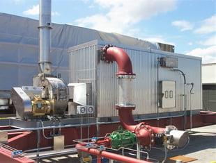 CPI Sterilization Catalytic Oxidizer