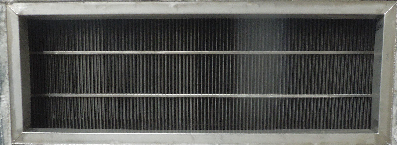 Heat Exchanger 17-09541 Close Up