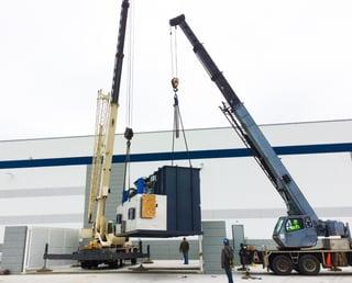 CPI Installs TRITON Regenerative Thermal Oxidizer