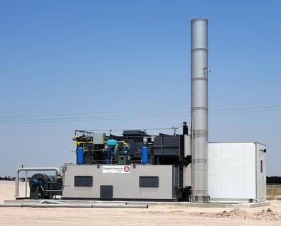 CPI RTO 10.95 Biogas Anerobic Digestor Emissions