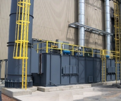 CPI 50,000 Regenerative Thermal Oxidizer RTO