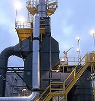 CPI Thermal Oxidizer