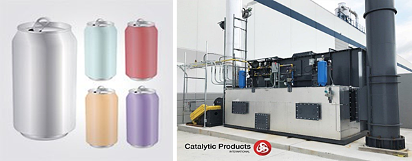 CPI provides oxidizers for metal decorating controlling voc emissions