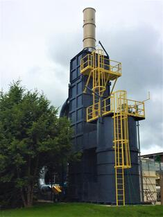 Catalytic Products Thermal Oxidizer