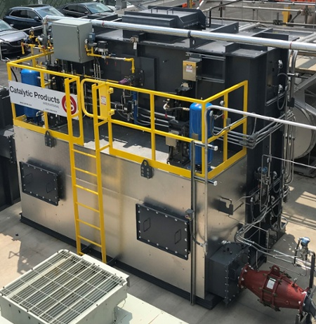 CPI Installs RTO at Membrane Coating Operation