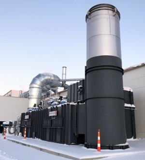 CPI Installs Regenerative Thermal Oxidizer at Midwest Flexible Packaging Manufacturer