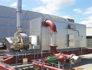 Ethylene Oxide Sterilization - Air Pollution Control Options