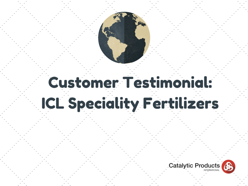 Customer Testimonial: ICL Specialty Fertilizers