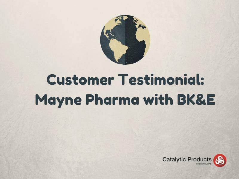 Customer Testimonial: BE&K Building Group for US Pharmaceutical Install