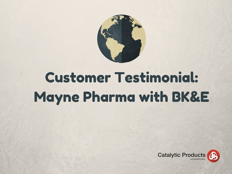 Customer Testimonial: BE&K Building Group for US Pharmaceutical Install