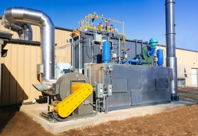 CPI Replaces Thermal Oxidizer with RTO at Silicone Web Coater