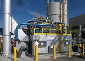 CPI Installs Regenerative Thermal Oxidizer at Aerospace Fastener Mfg