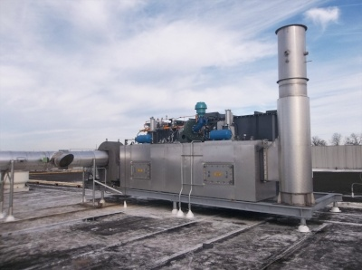 CPI Replaces Catalytic Oxidizer with Regenerative Thermal Oxidizer at Bakery