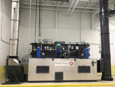 CPI Installs RTO at Flavoring & Extract Mfg for VOC Control
