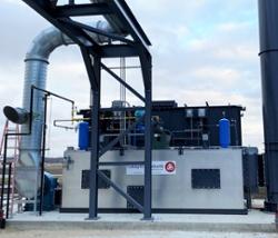 CPI installs Regenerative Thermal Oxidizer for Railcar Manufacturer