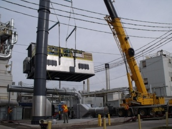CPI Installs Regenerative Thermal Oxidizer (RTO) at a Resin and Molding Compounds Manufacturer