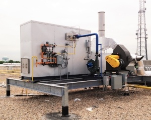 CPI Installs Catalytic Oxidizer at East Coast Bakery