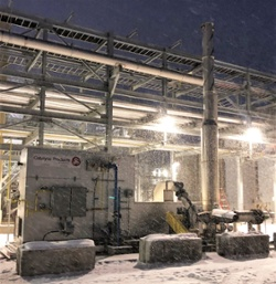 CPI Installs Catalytic Oxidizer at Sustainable Pulp Mill
