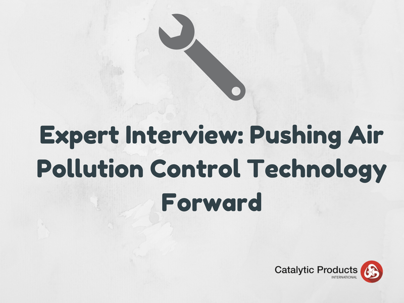 Expert Interview: Pushing Air Pollution Control Technology Forward